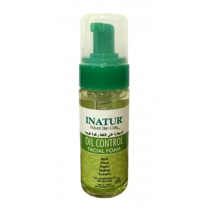 Buy Inatur Oil Control Facial Foam - Nykaa