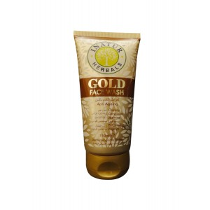 Buy Inatur Gold Face Wash - Nykaa