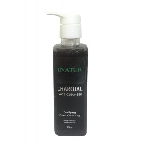 Buy Inatur Charcoal Face Cleanser - Nykaa