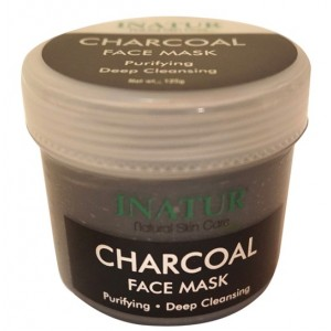 Buy Inatur Charcoal Face Mask - Nykaa