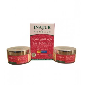 Buy Inatur Fairness Therapy (Day/Night) Face Cream - Nykaa