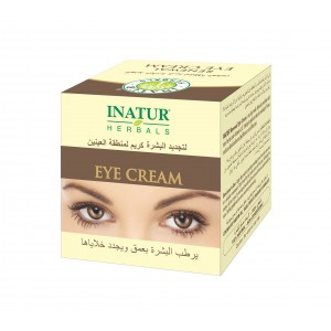 Buy Herbal Inatur Renewal Eye Cream - Nykaa