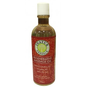 Buy Inatur Regenerative Head & Body Massage Oil - Nykaa