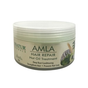 Buy Inatur Amla Hot Oil Treatment - Nykaa