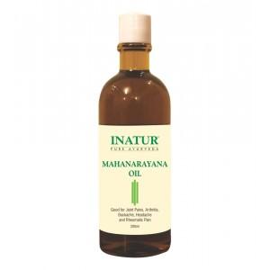 Buy Herbal Inatur Mahanarayana Ayurvedic Oil - Nykaa