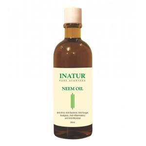 Buy Herbal Inatur Neem Ayurvedic Oil - Nykaa