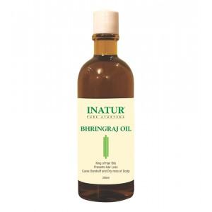 Buy Inatur Bhringraj Ayurvedic Oil - Nykaa