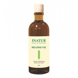 Buy Inatur Brahmi Ayurvedic Oil - Nykaa