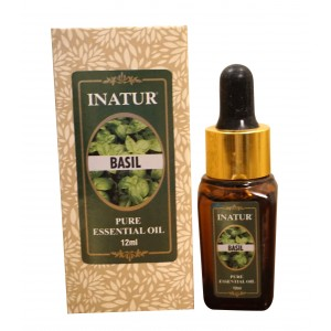 Buy Inatur Basil Essential Oil - Nykaa