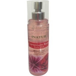 Buy Inatur Geranium Rose Body Mists - Nykaa