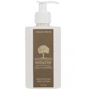 Buy Breathe Aromatherapy Indian Spices Body Lotion - Nykaa