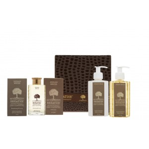 Buy Breathe Aromatherapy Indian Spices Luxury Kit - Nykaa
