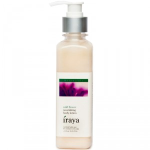 Buy Iraya Wild Flower Nourishing Body Lotion - Nykaa