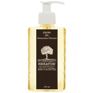 Buy Breathe Aromatherapy Jojoba Oil - 250ml - Nykaa