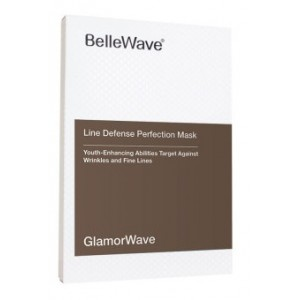 Buy BelleWave GlamorWave Line Defense Perfection Mask  (5 Sachets Inside) - Nykaa