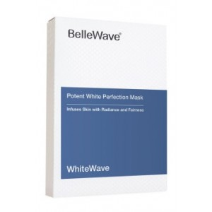 Buy BelleWave WhiteWave Potent White Perfection Mask - Nykaa
