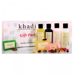 Buy Khadi Herbal Gift Pack - Nykaa
