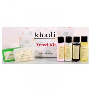 Buy Khadi Natural Travel Kit - Nykaa