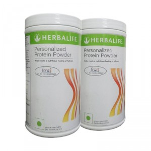 Buy Herbalife Personalized Protein Powder (Unflavoured) - Pack of 2 - Nykaa