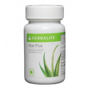 Buy Herbalife Aloe Plus - 60 Capsules - Nykaa