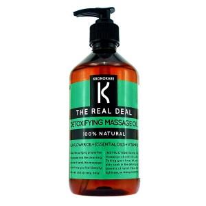 Buy Kronokare The Real Deal Detoxifying Massage Oil - Nykaa