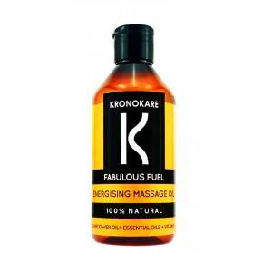 Buy Kronokare Fabulous Fuel Energising Massage Oil - Nykaa