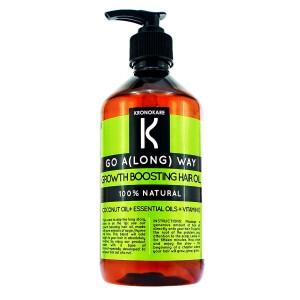 Buy Kronokare Go A (Long) Way Growth Boosting Hair Oil - Nykaa