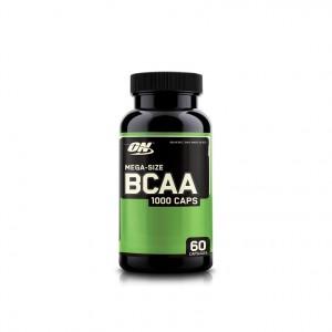 Buy Optimum Nutrition (ON) BCAA 1000 Mg Dietary Supplement Capsules - Nykaa
