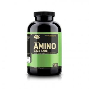 Buy Optimum Nutrition (ON) Superior Amino 2222 Dietary Supplement Tablets - Nykaa