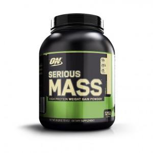 Buy Optimum Nutrition (ON) Serious Mass Gainer (Vanilla) - Nykaa