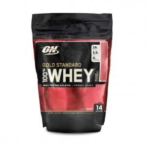 Buy Optimum Nutrition (ON) 100% Whey Gold Standard Protein Powder (Delicious Strawberry) - Nykaa