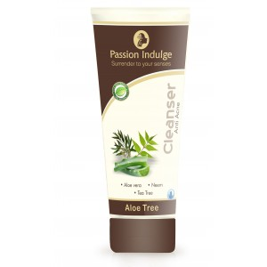 Buy Passion Indulge Aloe Tree Cleanser - Nykaa