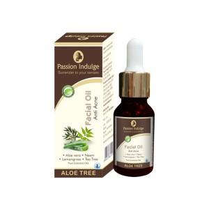 Buy Passion Indulge Aloe Tree Facal Oil - Nykaa