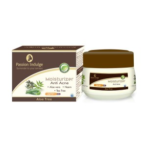Buy Passion Indulge Aloe Tree Anti Acne Moisturizer - Nykaa