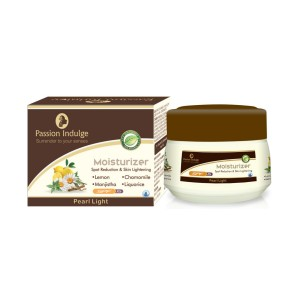 Buy Passion Indulge Spot Pearl Light Reduction & Skin Lightening Moisturizer - Nykaa