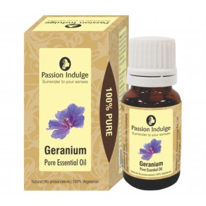 Buy Passion Indulge Geranium Pure Essential Oil - Nykaa