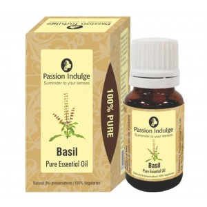 Buy Passion Indulge Basil Pure Essential Oil - Nykaa