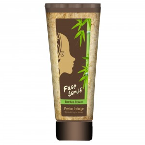 Buy Passion Indulge Bamboo Extract Face Scrubb - Nykaa
