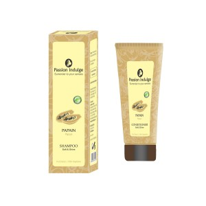 Buy Passion Indulge Papain Shampoo & Conditioner - Nykaa