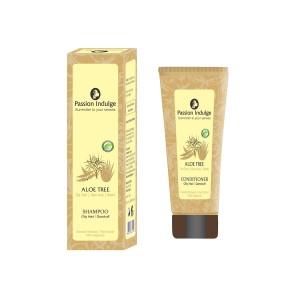 Buy Passion Indulge Aloe Tree Shampoo & Conditioner - Nykaa