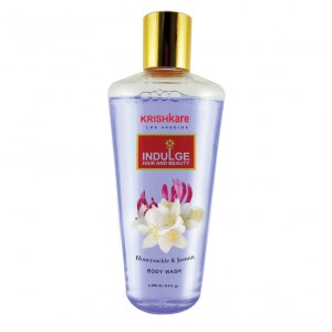Buy Krishkare Honeysuckle And Jasmin Body Wash - Nykaa