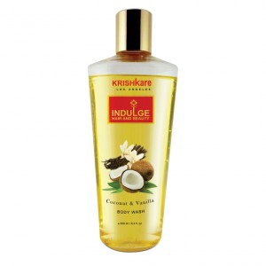 Buy Krishkare Coconut And Vanilla Body Wash - Nykaa