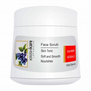 Buy Krishkare Wild Berries Face Scrub - Nykaa