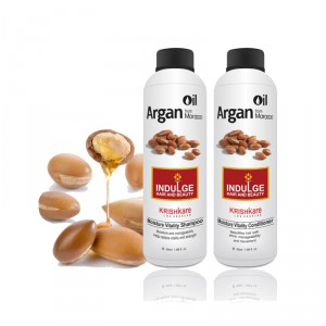 Buy Krishkare Argan Oil Morocco Travel Pack  - Nykaa