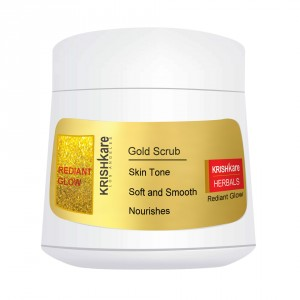 Buy Krishkare Gold Scrub - Nykaa
