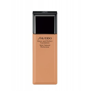 Buy Shiseido Sheer and Perfect Foundation SPF 15 - Nykaa