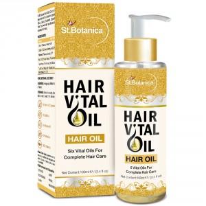 Buy St.Botanica Hair Vital Oil - Nykaa