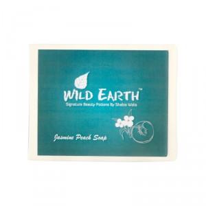 Buy Wild Earth Jasmine Peach Soap - Nykaa