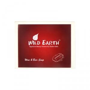 Buy Wild Earth Wine & Beer Soap - Nykaa