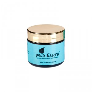Buy Wild Earth Anti Aging Face Cream - Nykaa